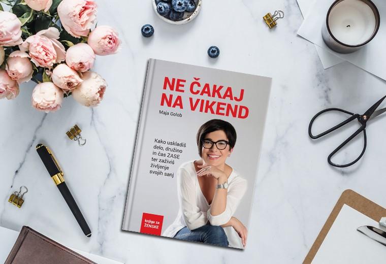 Maja Golob - knjige za posel in dušo